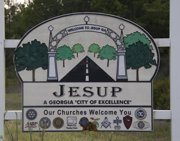 My Favorite Place to Visit: Jesup, GA