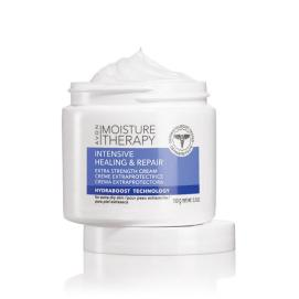 Avon Moisture Therapy Intense Healing & Repair Relieves skin of dry with hydra-boost technology.  Leaves skin feeling smooth and soft.