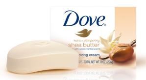 Dove Nourishing Beauty Bar Infused with a rich blend of shea butter that melts deeply into dry, dull skin leaving it soft, smooth and even toned.